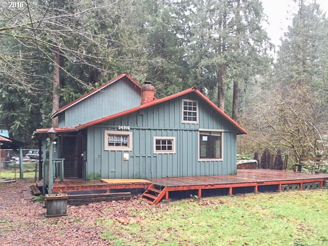 24916 E Tiger Lily Dr, Rhododendron, OR