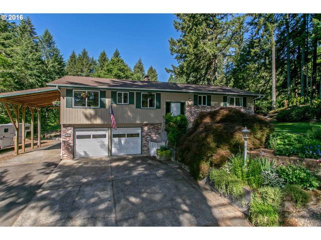 16713 S Bradley Rd, Oregon City OR 97045