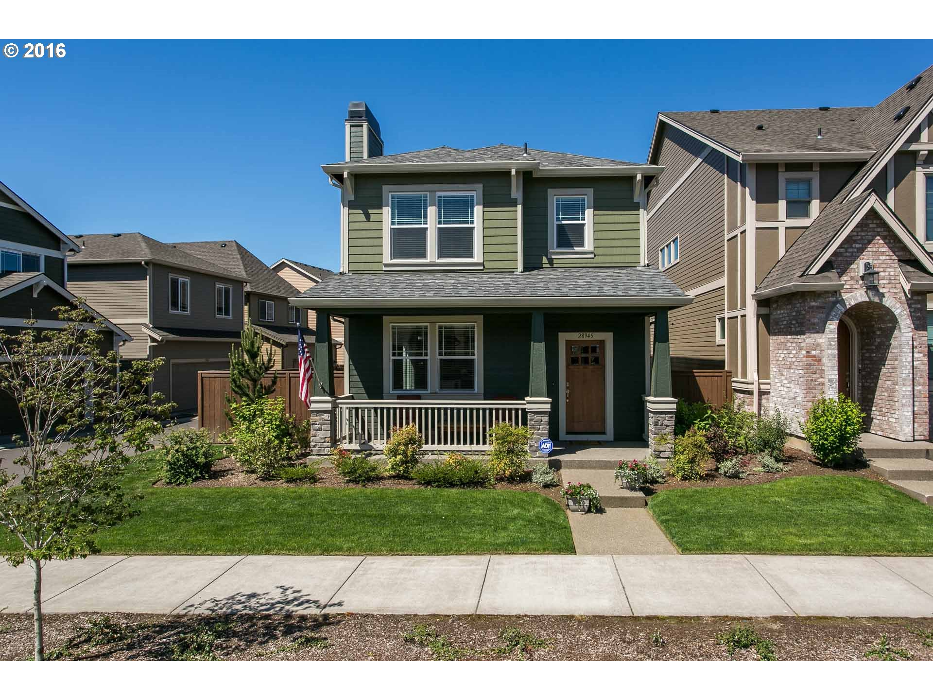 28945 SW Monte Carlo Ave, Wilsonville OR 97070