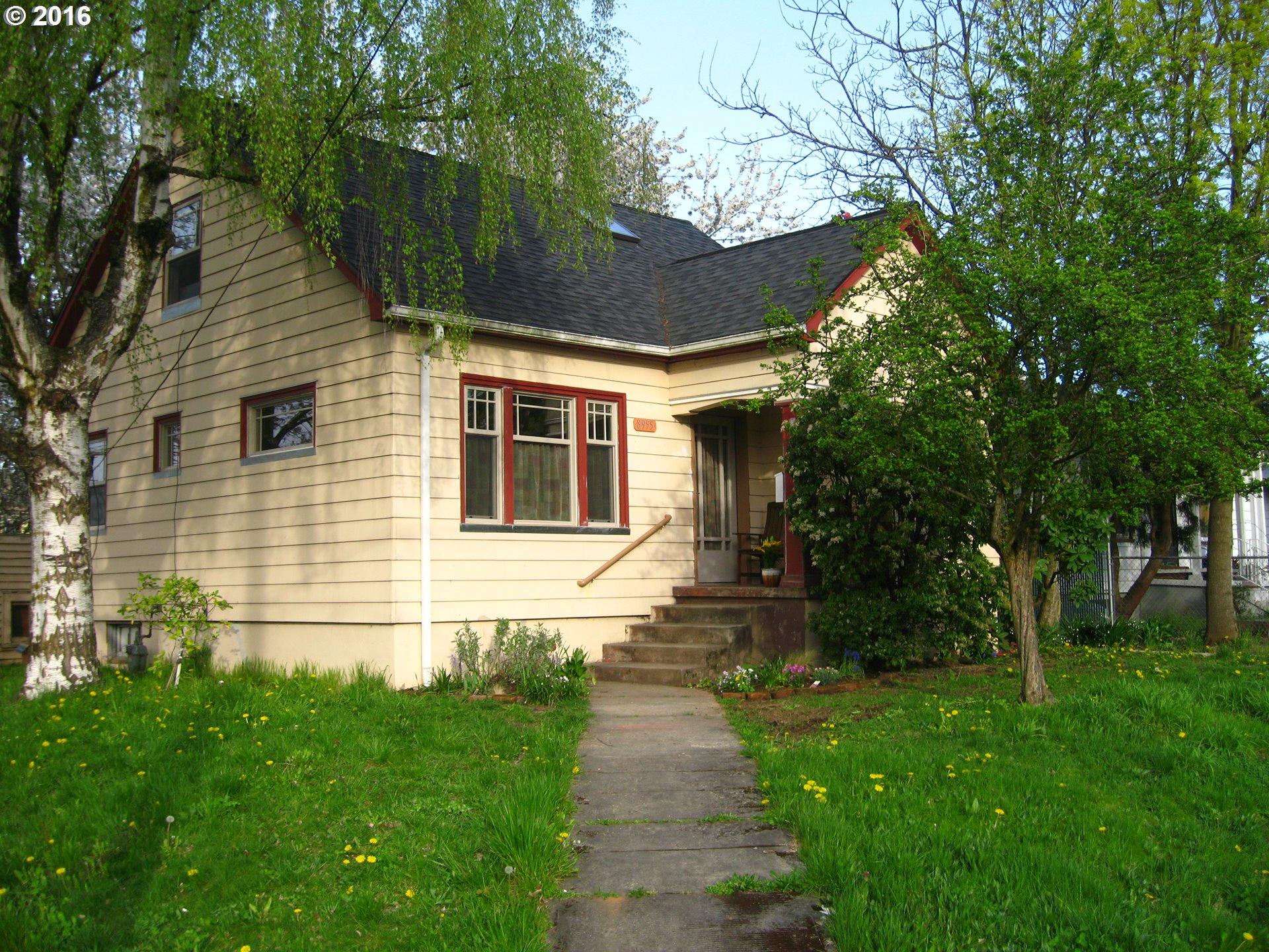 8955 N Leonard St, Portland, OR