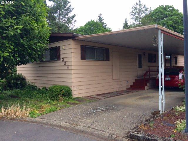 5335 Main St Space 254 254 #APT 254, Springfield, OR