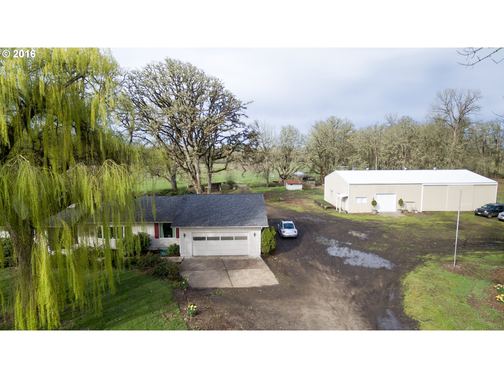 83766 Cloverdale Rd, Creswell, OR