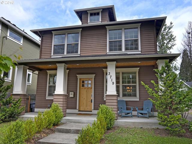 3719 N Russet St, Portland, OR