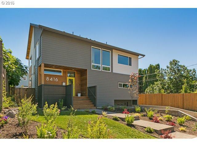 8416 SE 11th Ave, Portland OR 97202