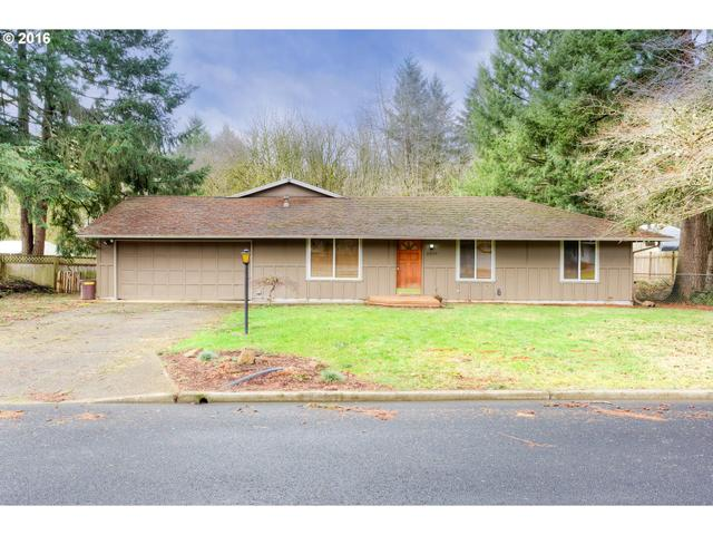 21875 S Foothills Ave, Oregon City OR 97045