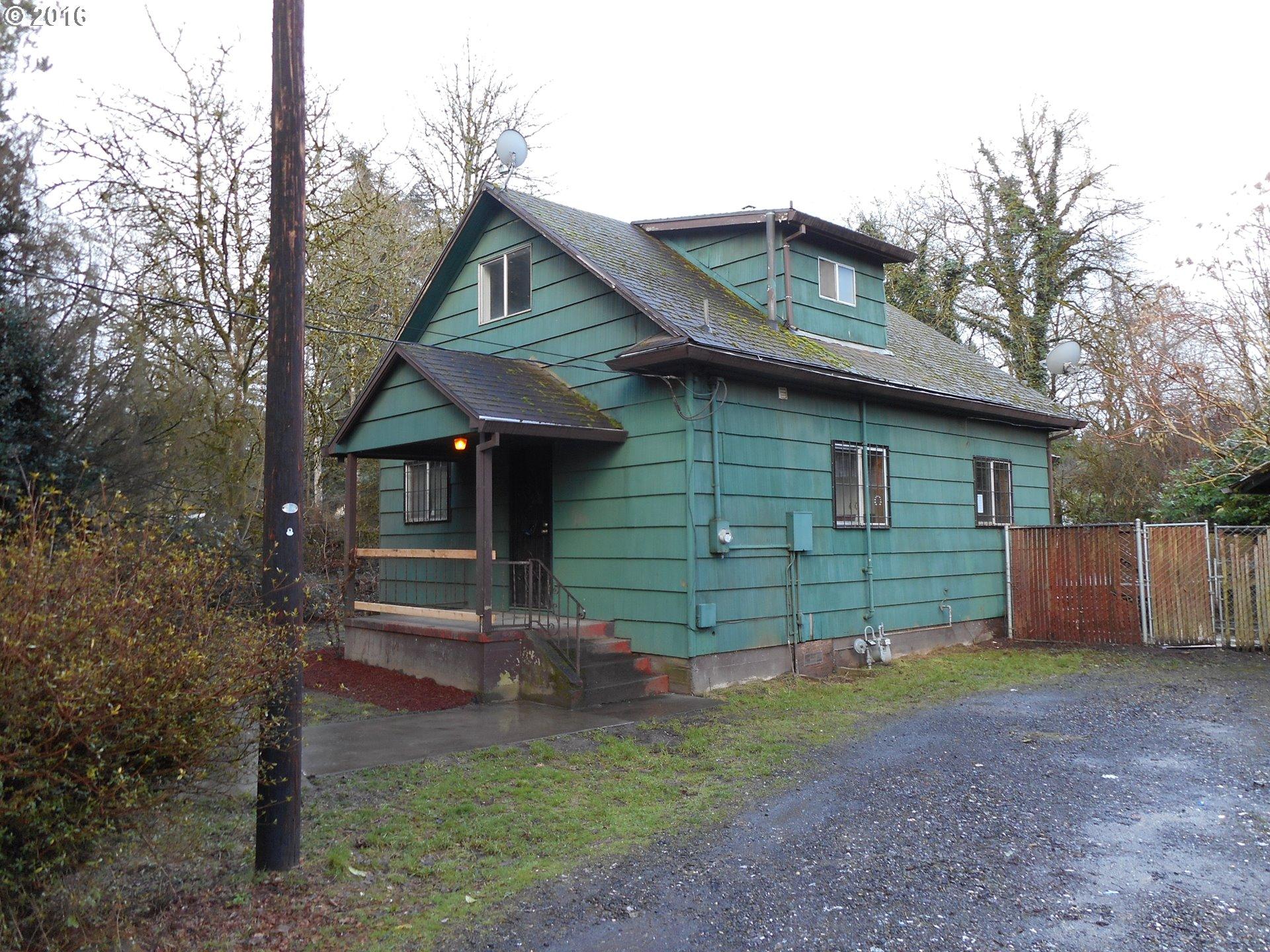 9421 SE Linwood Ave, Portland, OR