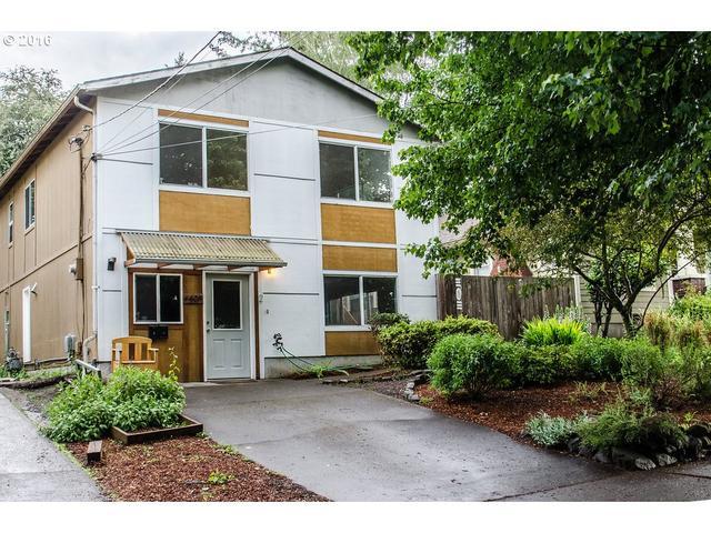4408 SE Ivon St, Portland OR 97206