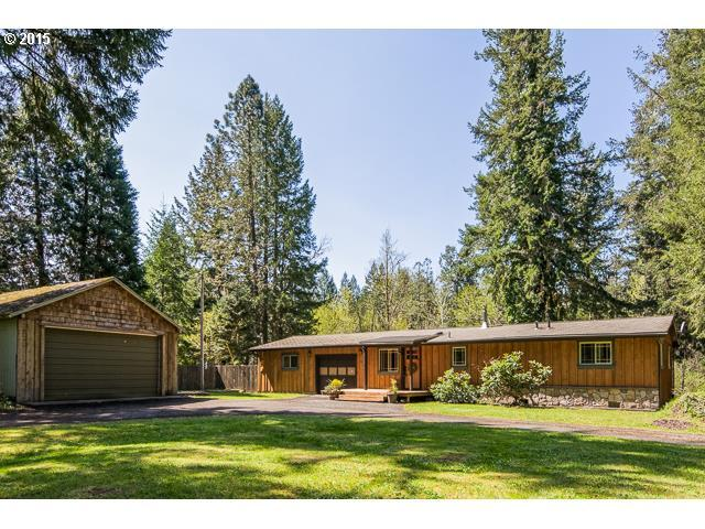 91558 Dearborn Island Rd, Blue River, OR