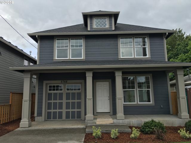 5768 SE Reedway St, Portland, OR