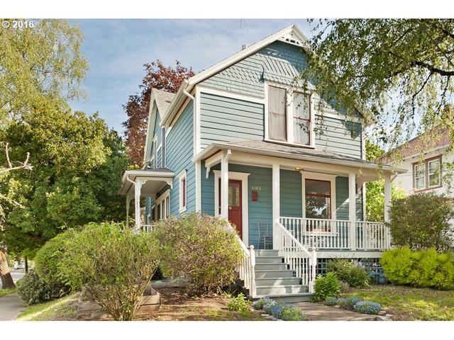 1103 SE Spokane St, Portland OR 97202