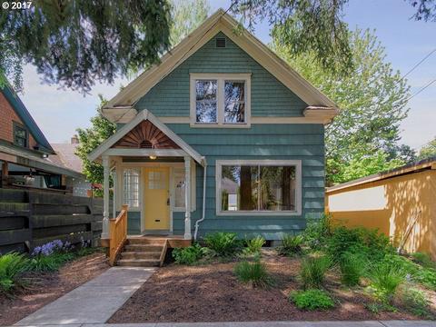 425 SE 31st Ave, Portland, OR 97214