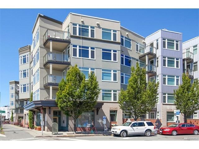 Pike market real estate 2 homes for sale in pike market for Real estate market seattle