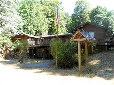 4250 N Lake Cushman Rd, Hoodsport WA 98548
