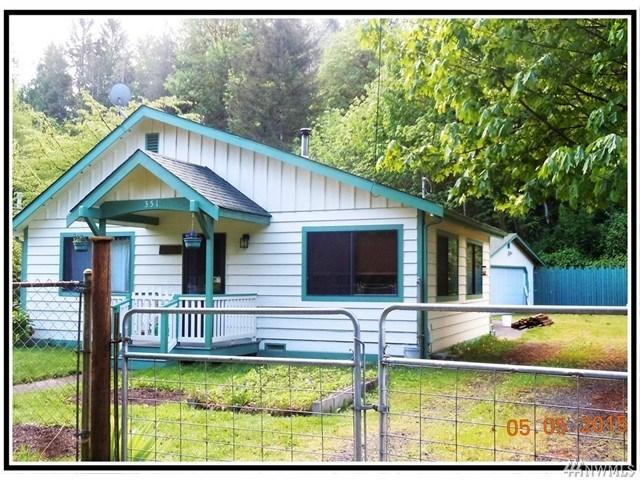 351 N Finch Creek Rd, Hoodsport WA 98548
