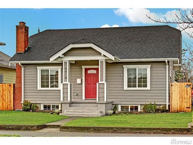 6418 S Lawrence St, Tacoma WA 98409