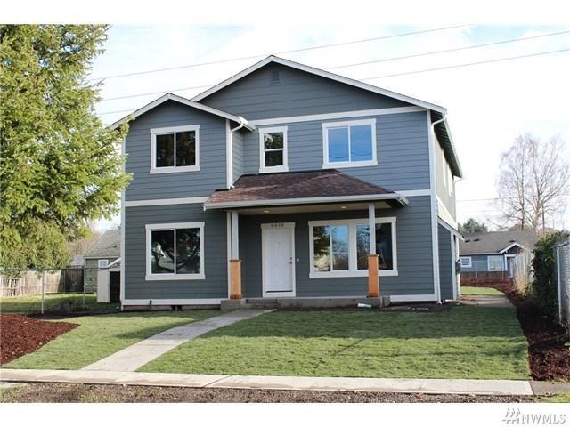 6013 S Junett St, Tacoma WA 98409