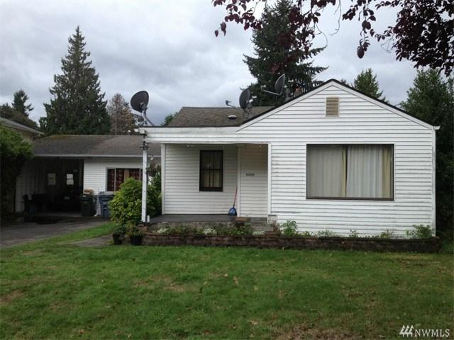 8408 Orchard St, Lakewood WA 98498
