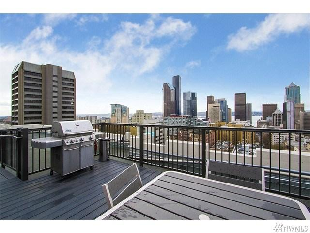 1105 Spring St #APT 612, Seattle WA 98104