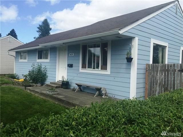 6631 S Huson St Tacoma, WA 98409