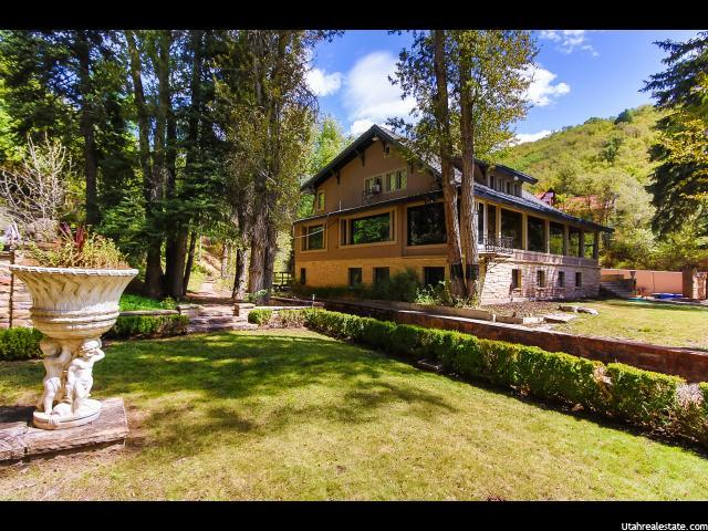 907 N Pinecrest Canyon Rd, Salt Lake City UT 84108