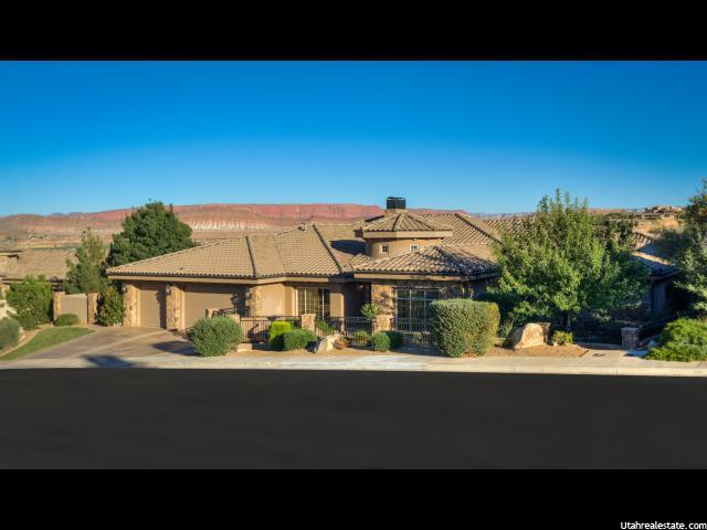 1611 S View Point Dr, Saint George, UT
