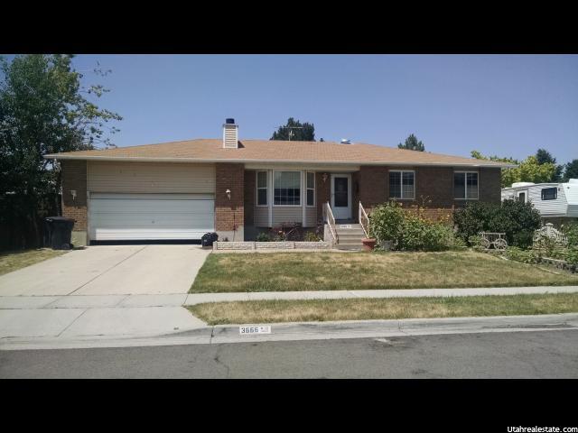 3666 W Christy Hill Way, Salt Lake City, UT