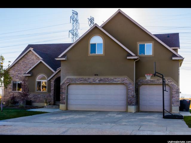 970 S View Crest Ln, Kaysville, UT