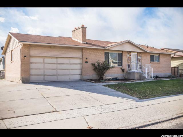 3625 W Alveron Dr, Salt Lake City, UT
