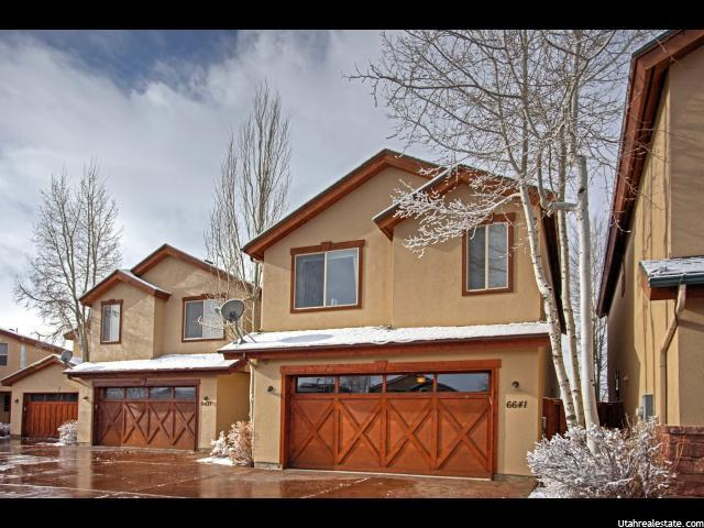 6641 Trout Creek Ct, Park City UT 84098