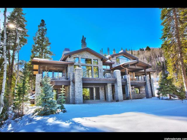 155 White Pine Cyn, Park City UT 84098