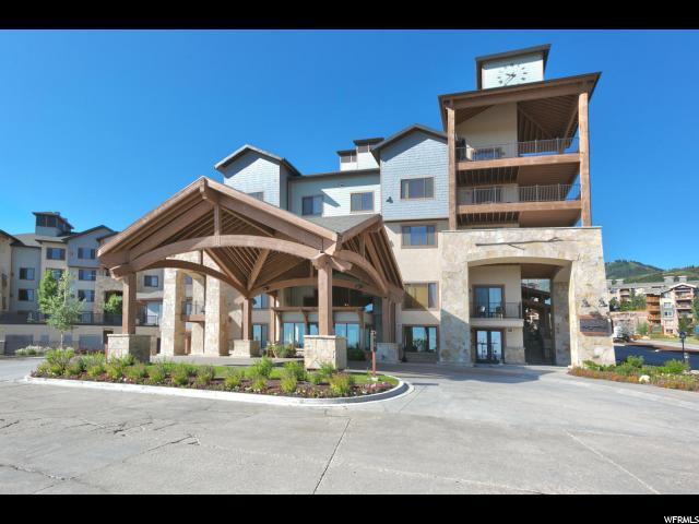 2669 E Canyons Resort Dr #APT 314, Park City, UT