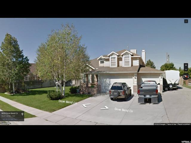 9848 S Dove Bend Cir, South Jordan UT 84095