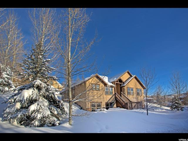 4178 W Sunrise Dr, Park City UT 84098