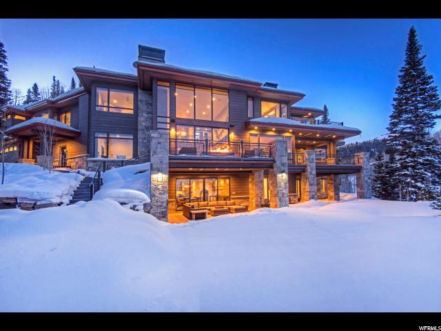 206 White Pine Canyon Rd, Park City UT 84098