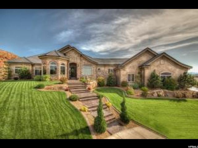 1348 Sandcrest Cir, Washington, UT