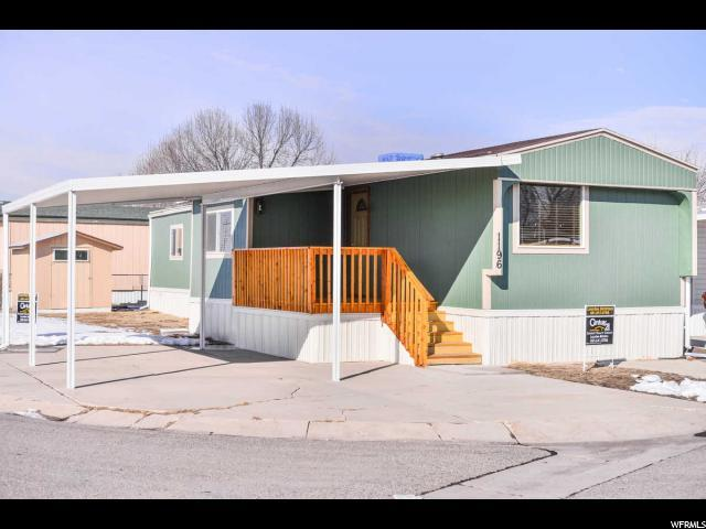 1196 W Parkway Ln #APT 75, West Valley City UT 84119