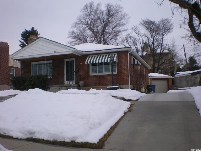 1633 S 2300, Salt Lake City UT 84108