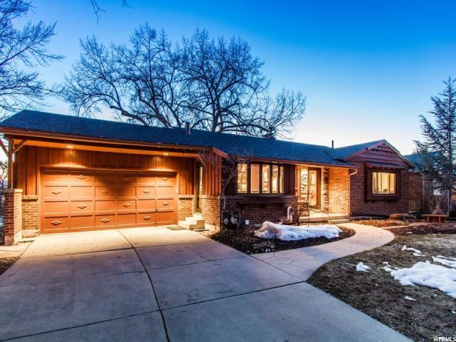 1544 Wasatch Dr, Salt Lake City UT 84108