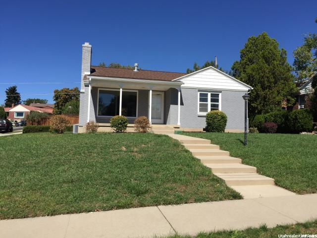 2341 E 1700, Salt Lake City UT 84108