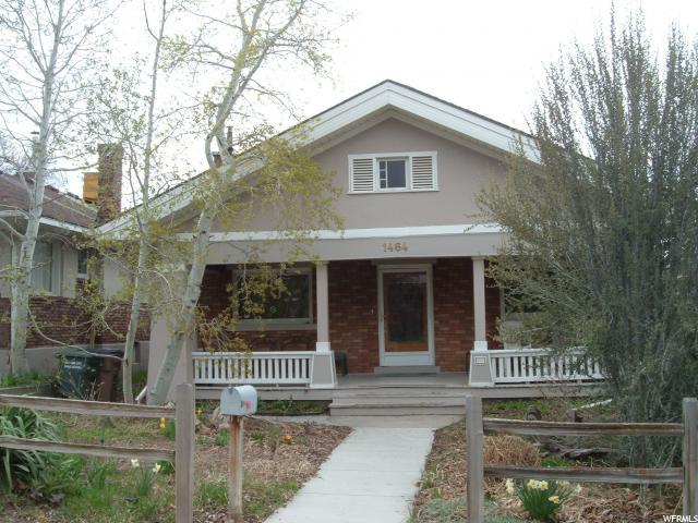 1464 E Browning Ave, Salt Lake City, UT