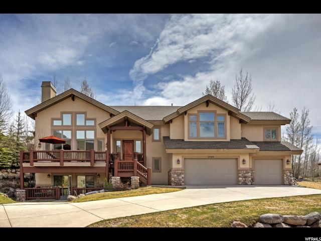 9065 N Cheyenne Way Park City, UT 84098