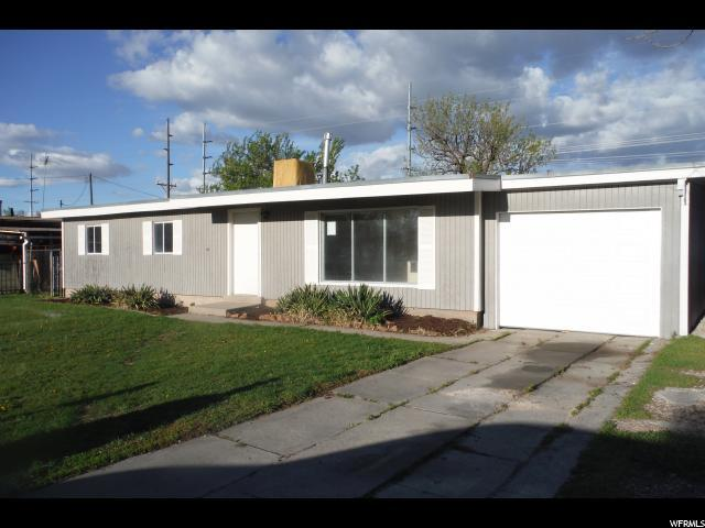 3233 S Pearce St, West Valley City UT 84119