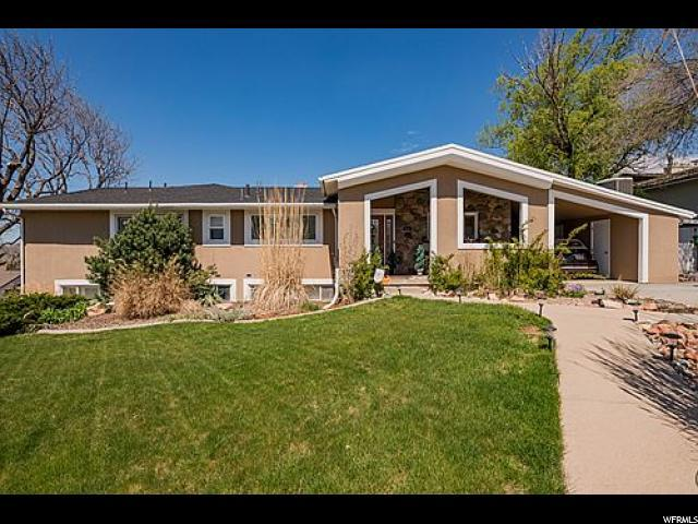 2551 E Sherwood Dr, Salt Lake City UT 84108