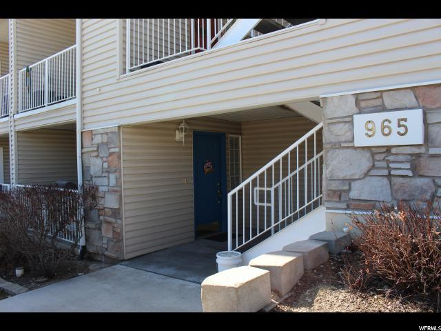 965 Little River Way #APT 1, West Valley City UT 84119