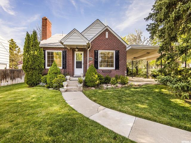 1977 E Hubbard Ave, Salt Lake City UT 84108