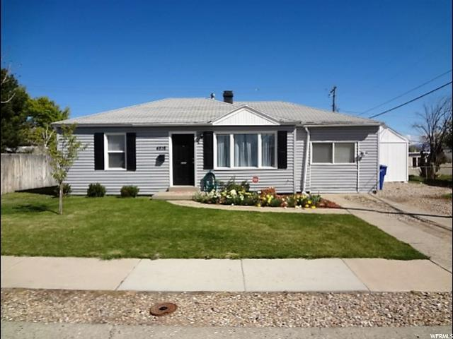 4516 W 5500, Salt Lake City, UT