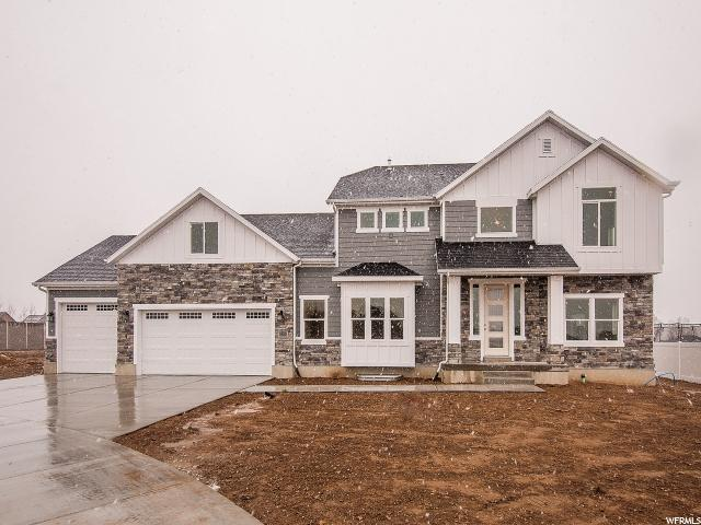 3562 W Dry Ridge Cv, South Jordan UT 84095