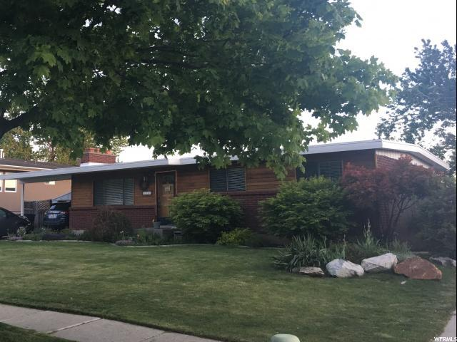 1352 E Mccormick Way, Salt Lake City UT 84121