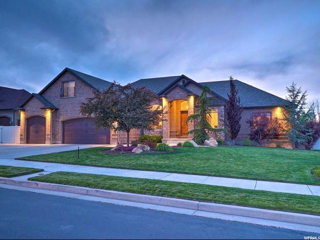 3164 W Bison Ridge Rd, South Jordan UT 84095