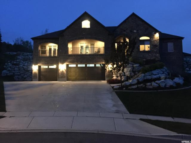 2596 S Fairway Cir, Bountiful, UT